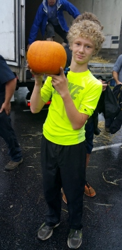 The Last Pumpkin