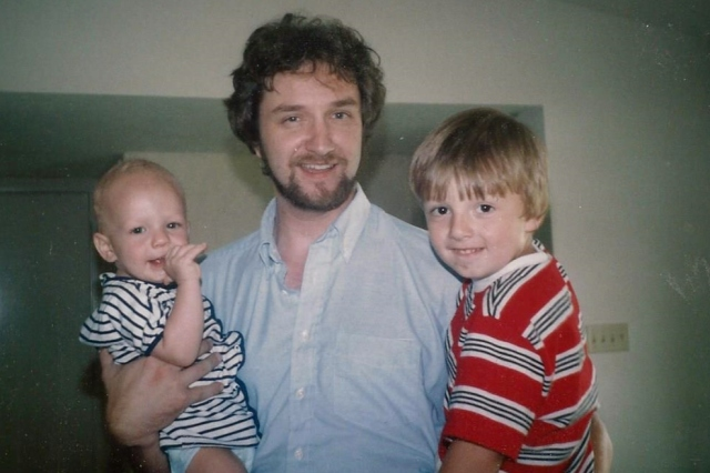 Paul & Baby Boyos