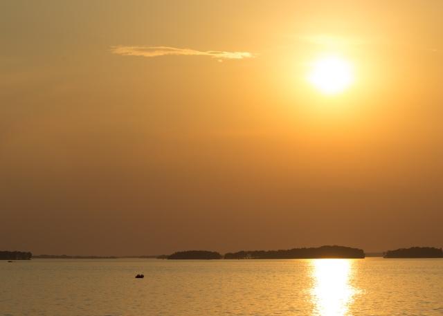 Sunset 51116