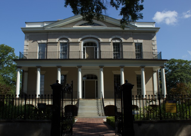 Hampton Preston House front