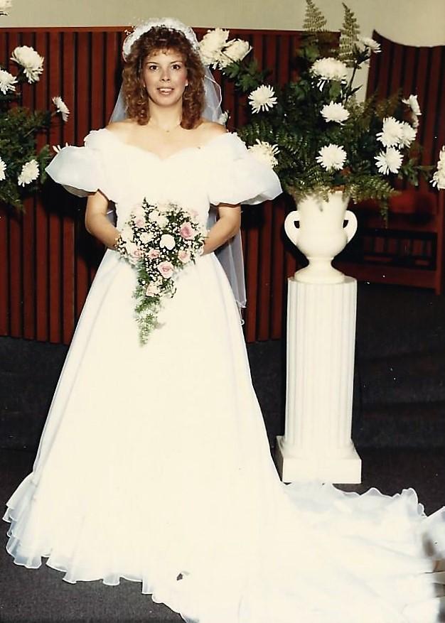 Bridal Jackie 1988