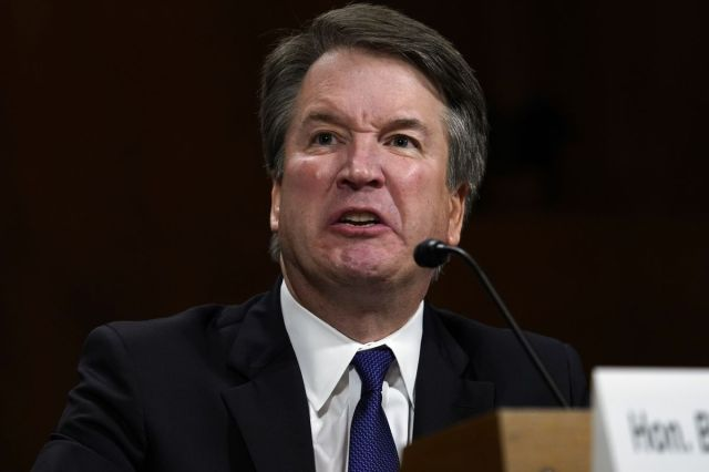 angry Kavanaugh by Andrew Harnik, Getty Images